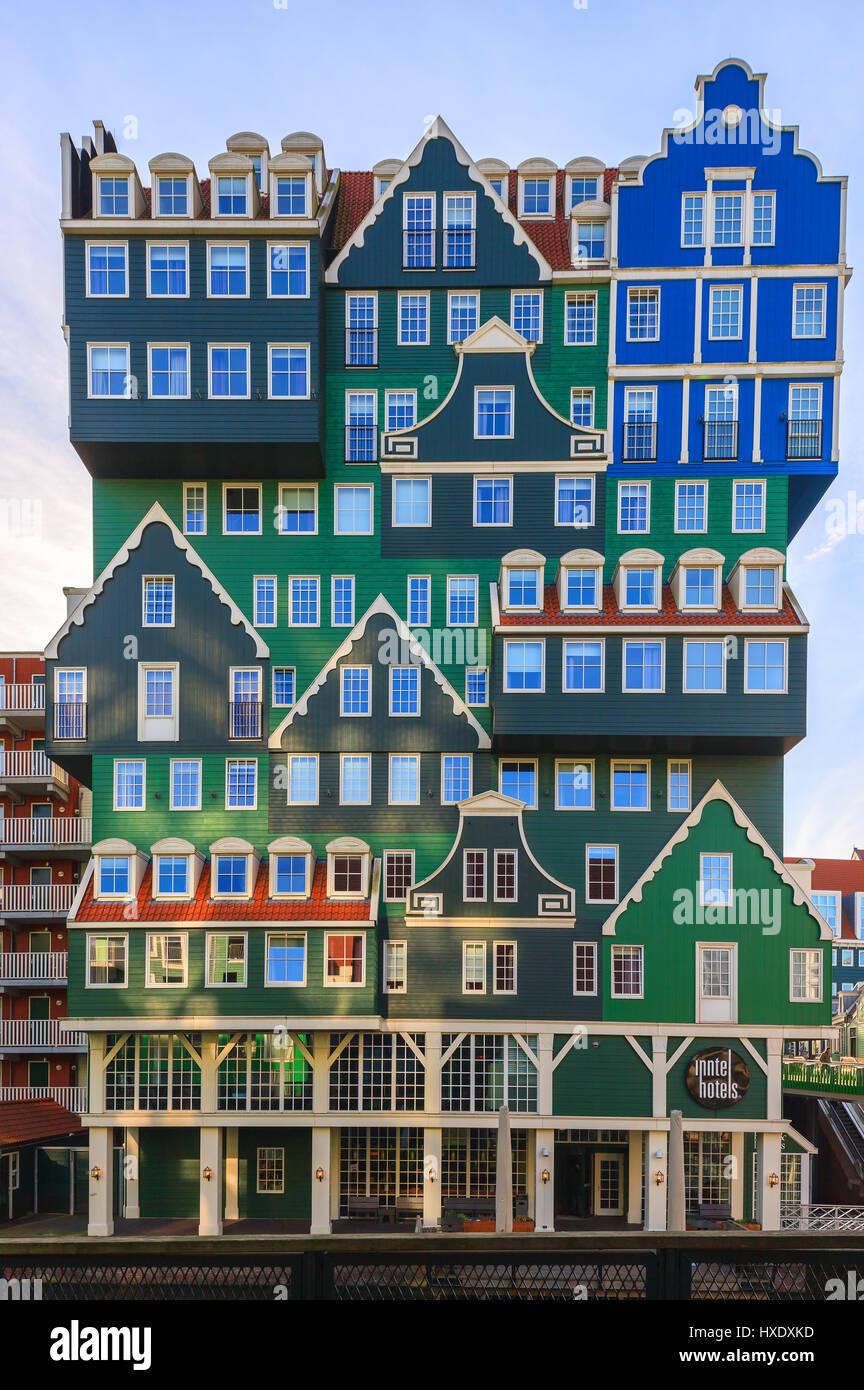 Inntel Hotel Modern Architecture In Zaandam The