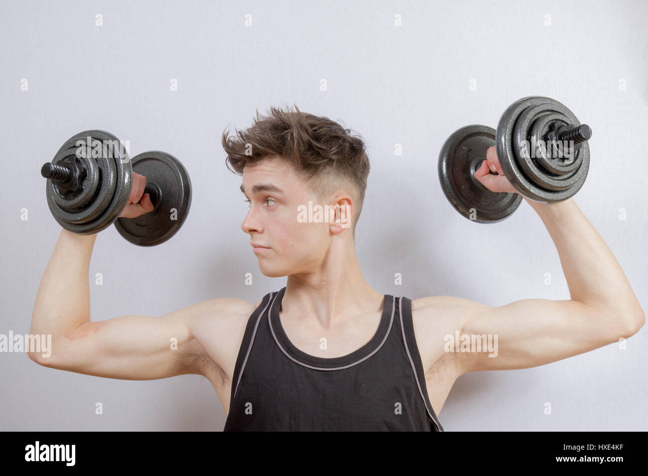 Weight Lifting for a Teenager recommendations