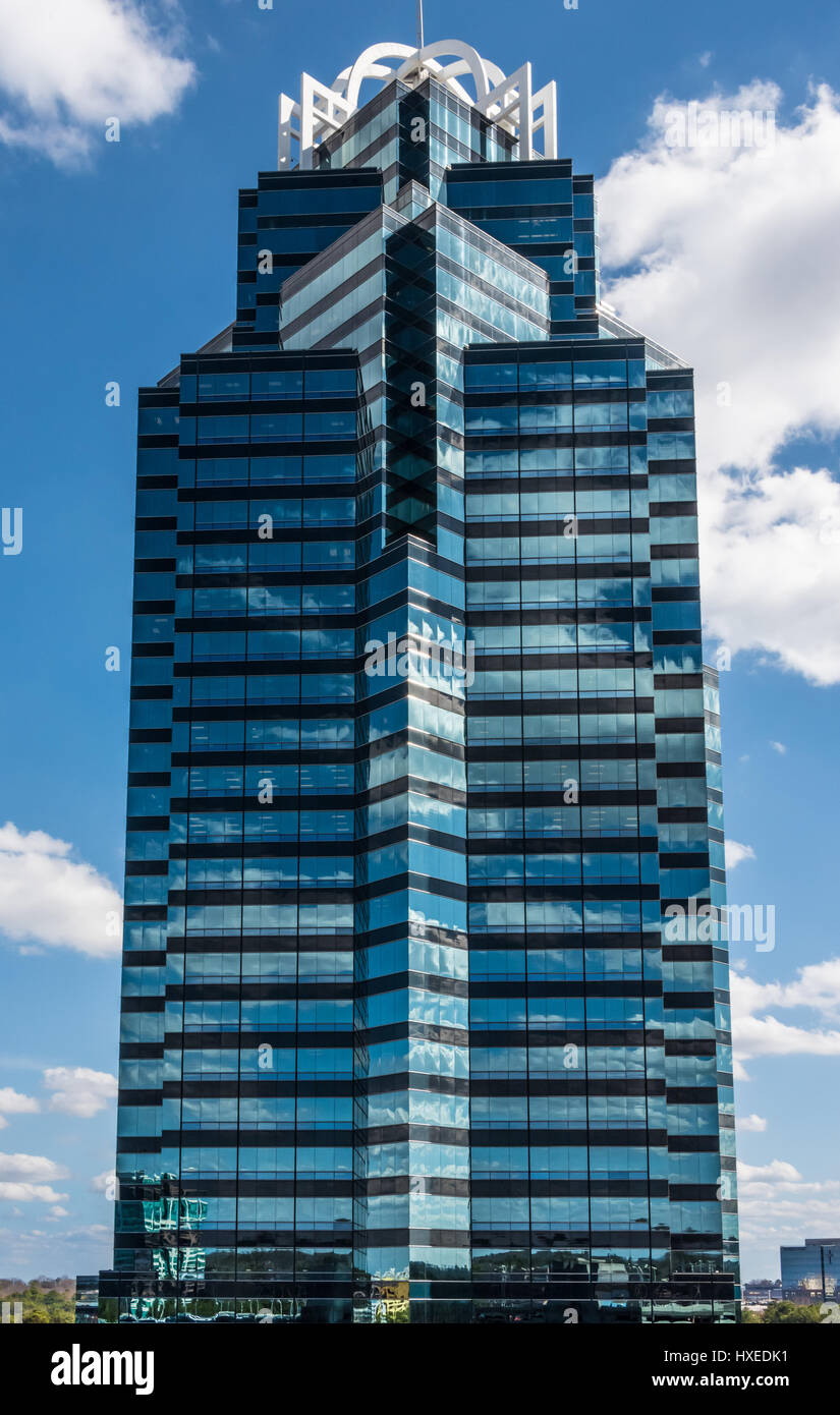 atlanta s iconic queen tower part of the concourse corporate center
