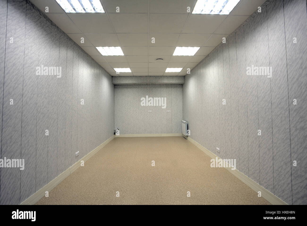 office with no windows. Small Abandoned Office Space With No Windows And Unfurnished. T