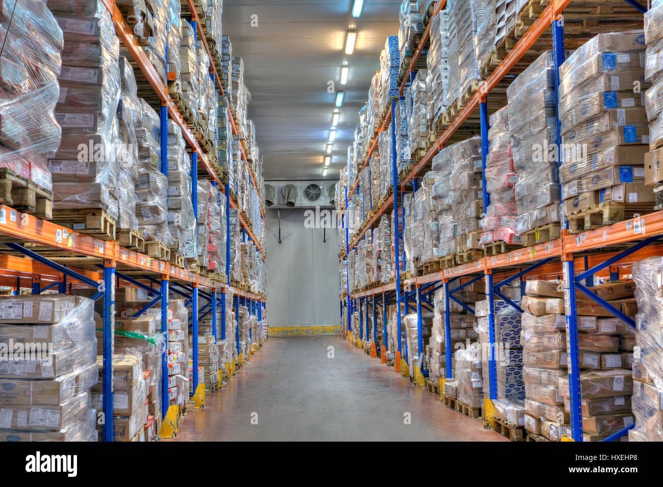 cold storage warehouse stock photos cold storage warehouse stock