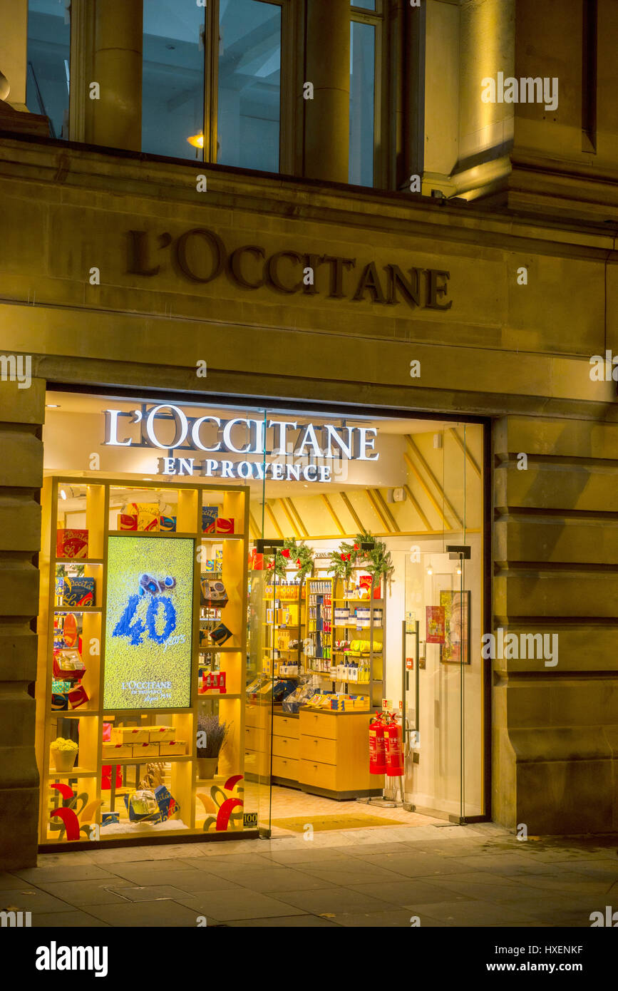loccitane en provence shop store stock photos loccitane en provence shop store stock images. Black Bedroom Furniture Sets. Home Design Ideas