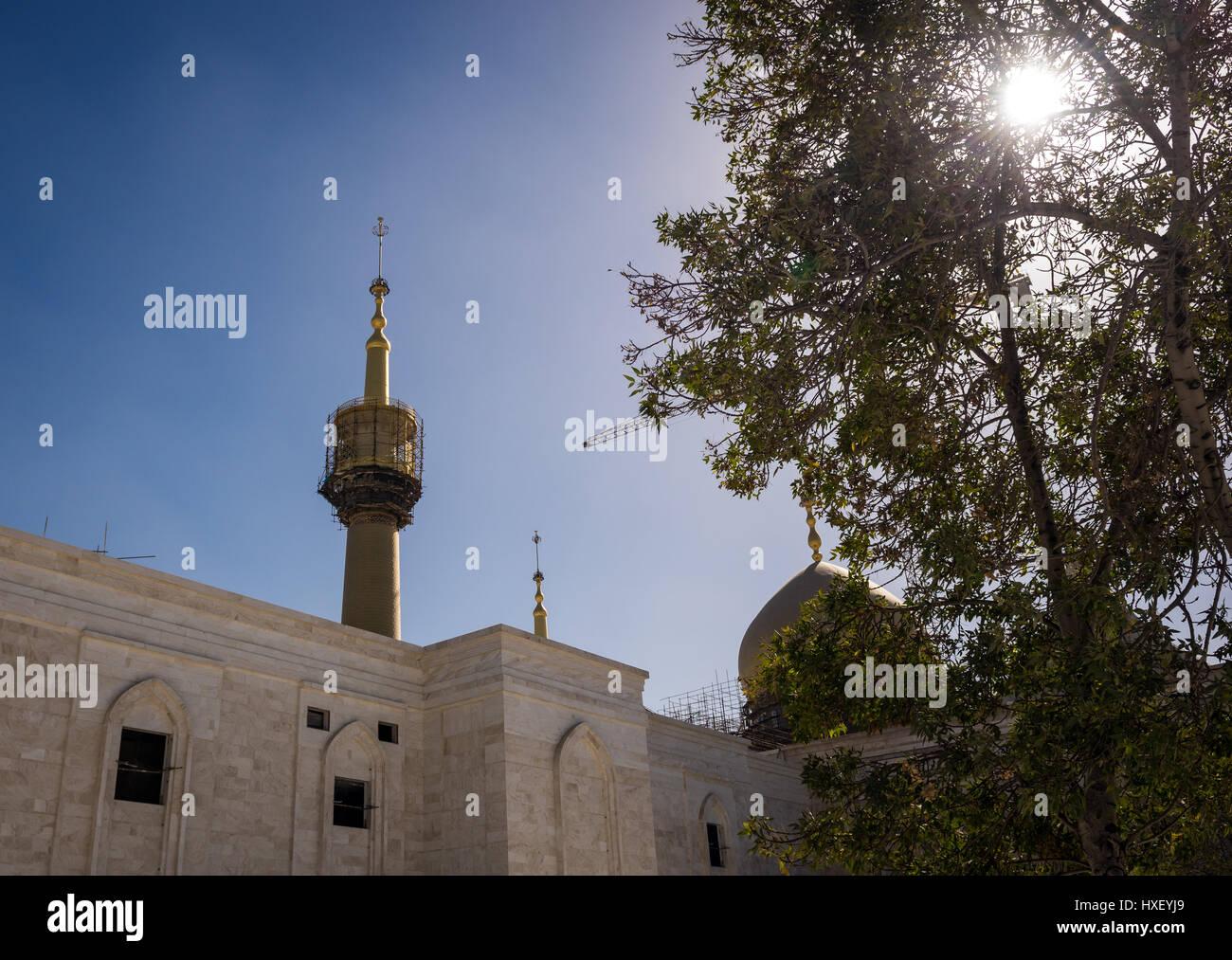 Non Muslim Perspective On The Revolution Of Imam Hussain: Ruhollah Khomeini Stock Photos & Ruhollah Khomeini Stock