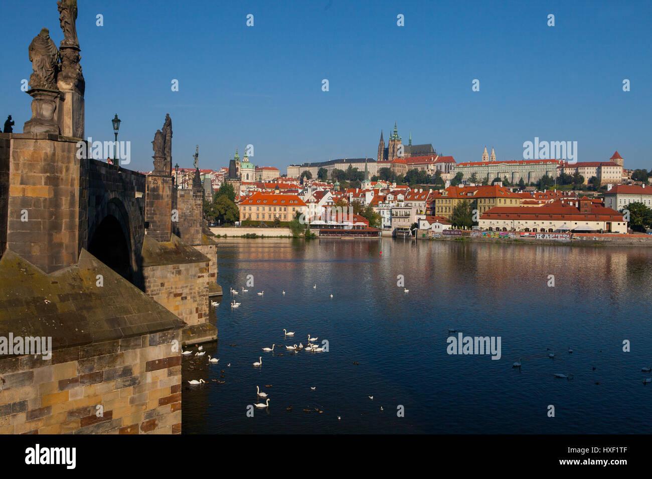Prague, Czech Stock Photo