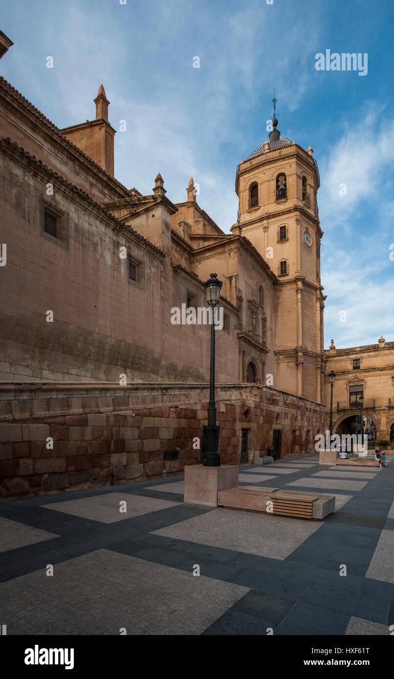 Lorca, Region of Murcia, Spain, Europe Stock Photo