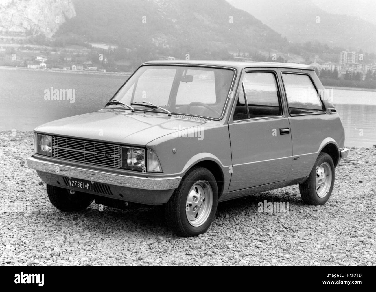 1974 Innocenti Mini 120 - Stock Image