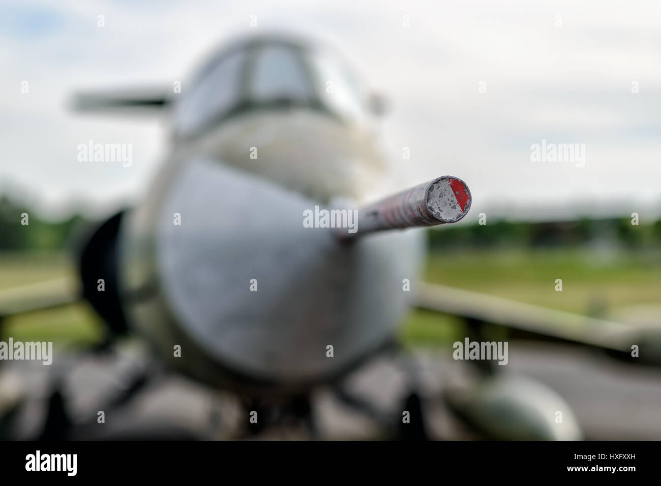 warplane - Stock Image