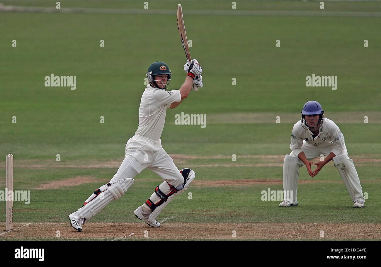 Tim Paine Australia Australia County Ground Derby England 08 July Stock Photo Alamy