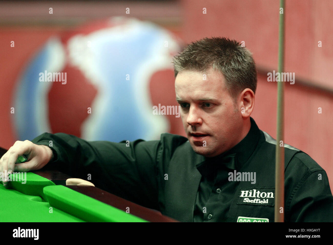 JOE SWAIL N. IRELAND THE CRUCIBLE THEATRE SHEFFIELD 24 April 2004 - Stock Image