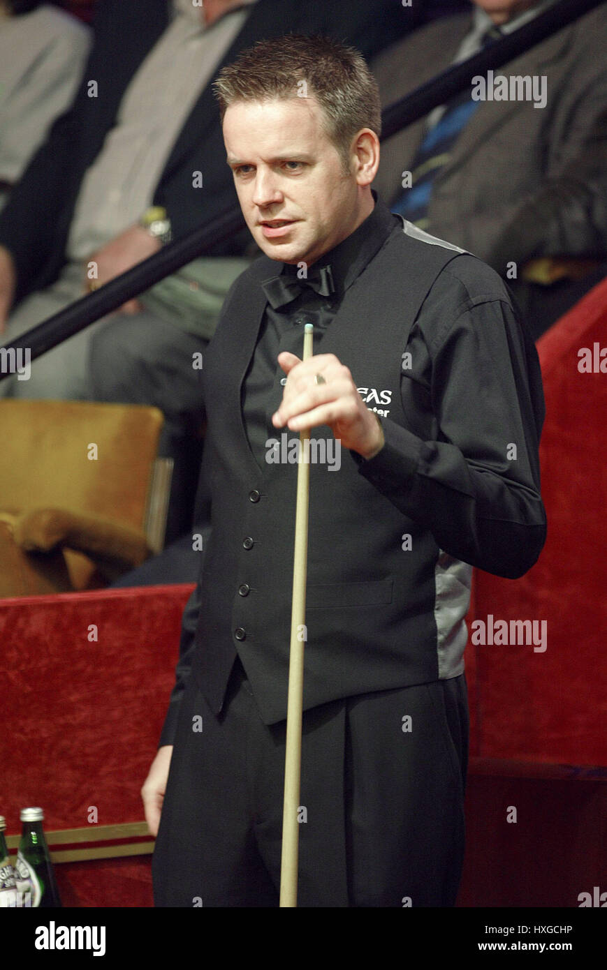 JOE SWAIL N. IRELAND CRUCIBLE SHEFFIELD ENGLAND 22 April 2003 - Stock Image
