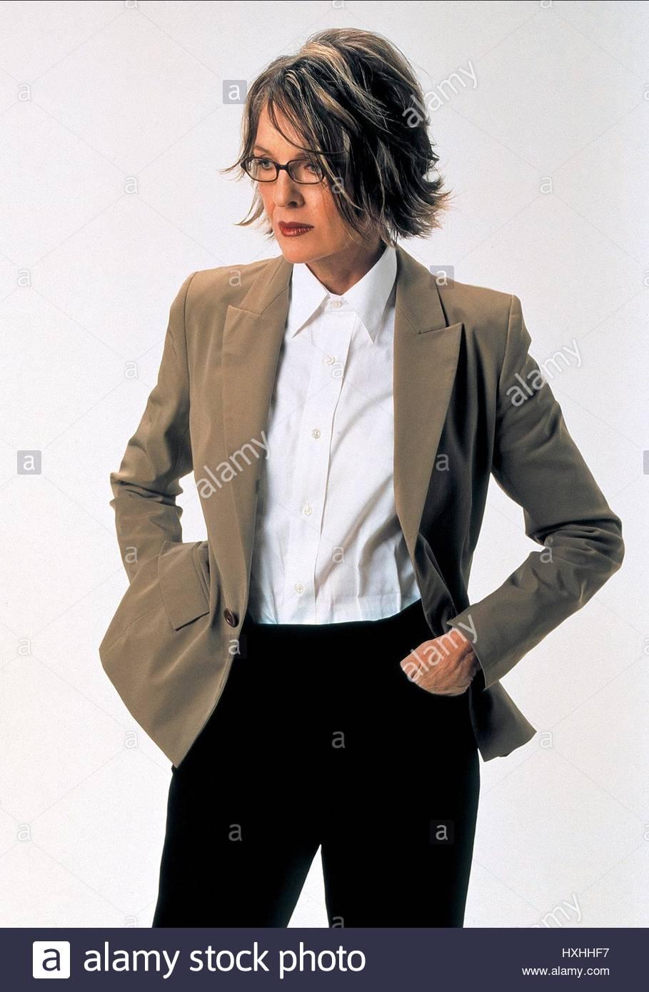 DIANE KEATON CROSSED OVER (2002) - Stock Image