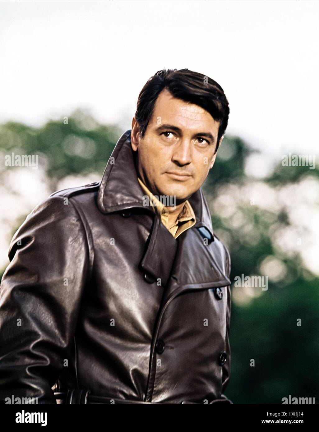 ROCK HUDSON DARLING LILI (1970) - Stock Image