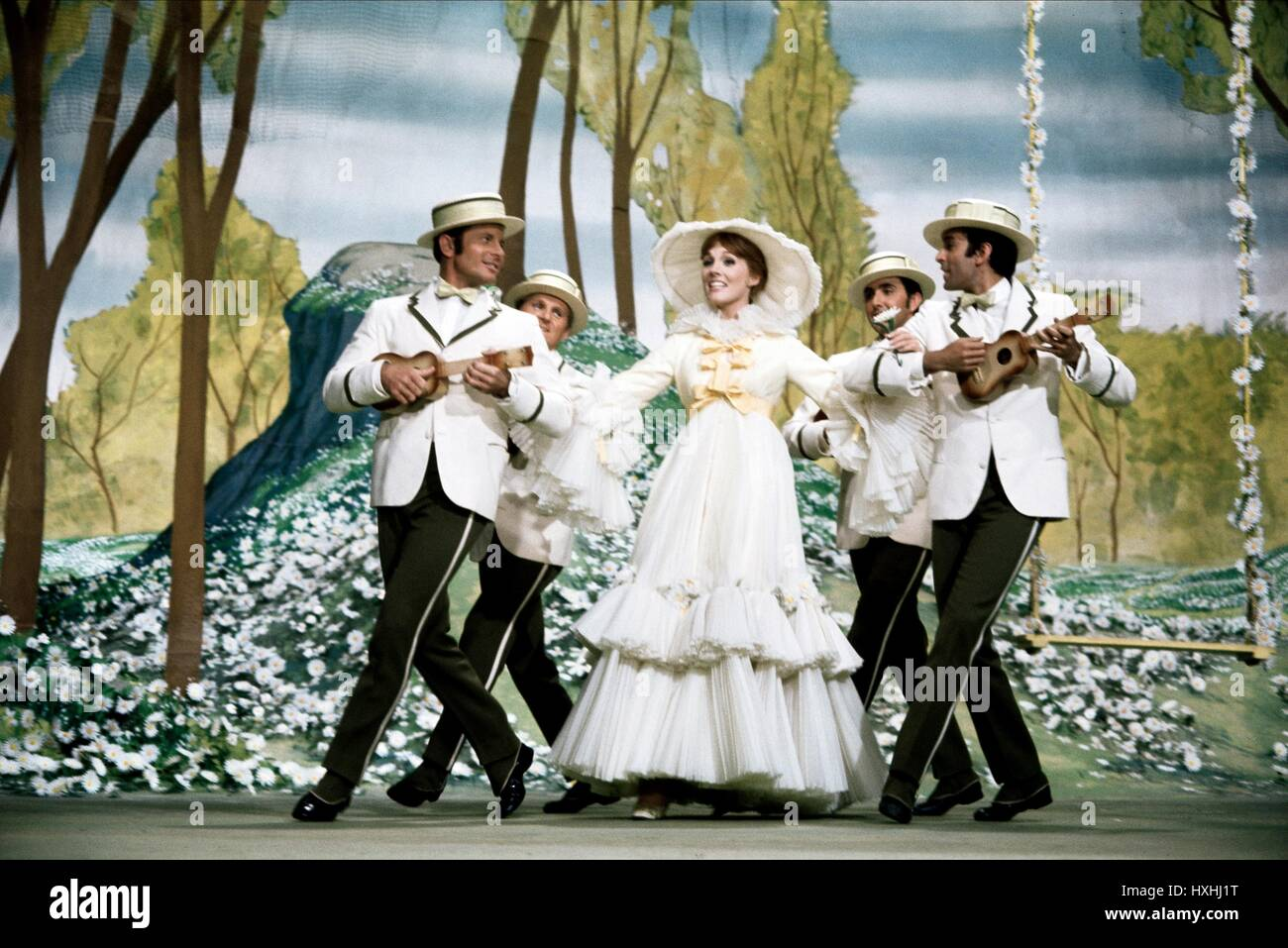 JULIE ANDREWS DARLING LILI (1970) - Stock Image