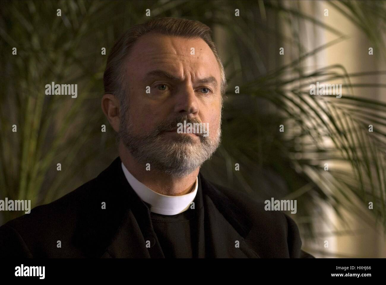 SAM NEILL MY TALKS WITH DEAN SPANLEY (2008) - Stock Image