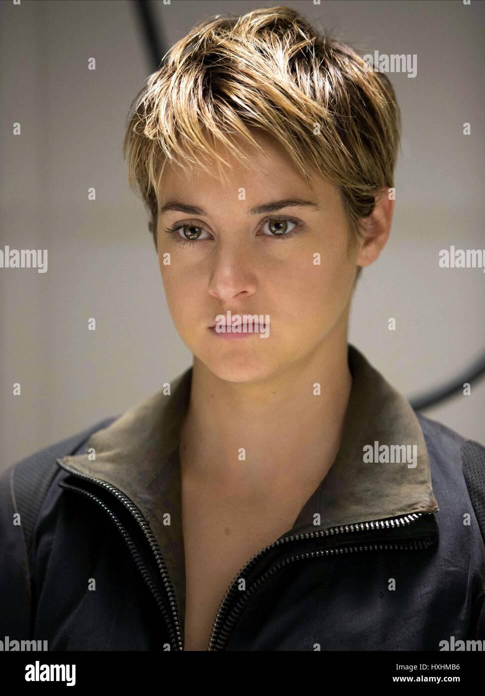 Shailene Woodley Insurgent 2015 Stock Photo Alamy