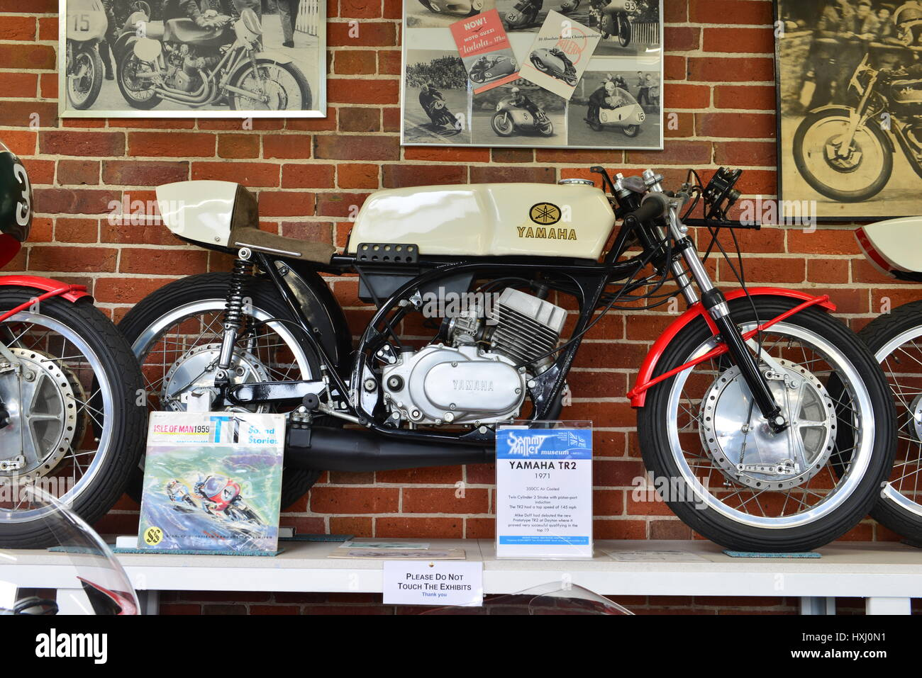 Yamaha 2 Stroke Engine Stock Photos & Yamaha 2 Stroke Engine