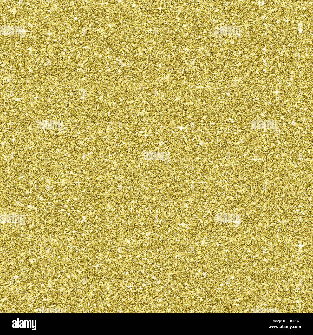 gold rush paper packs for your design - Stock Image