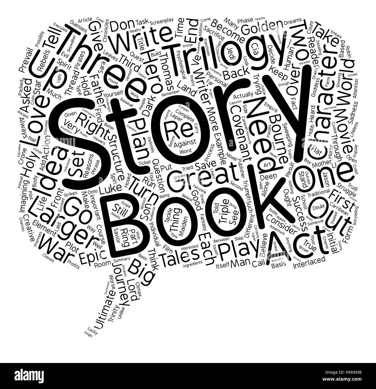 Tackle A Trilogy And Triple Your Profits text background wordcloud concept Stock Vector