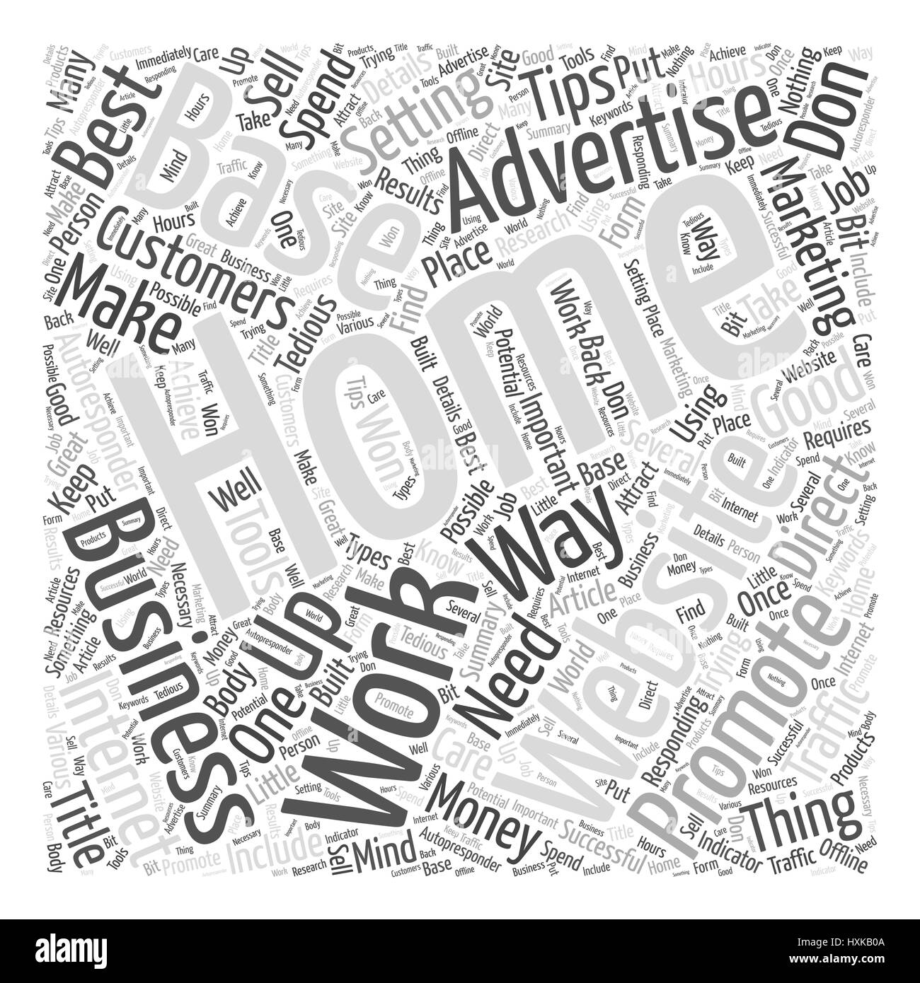 Home Base Business Text Background Stock Photos & Home Base Business ...