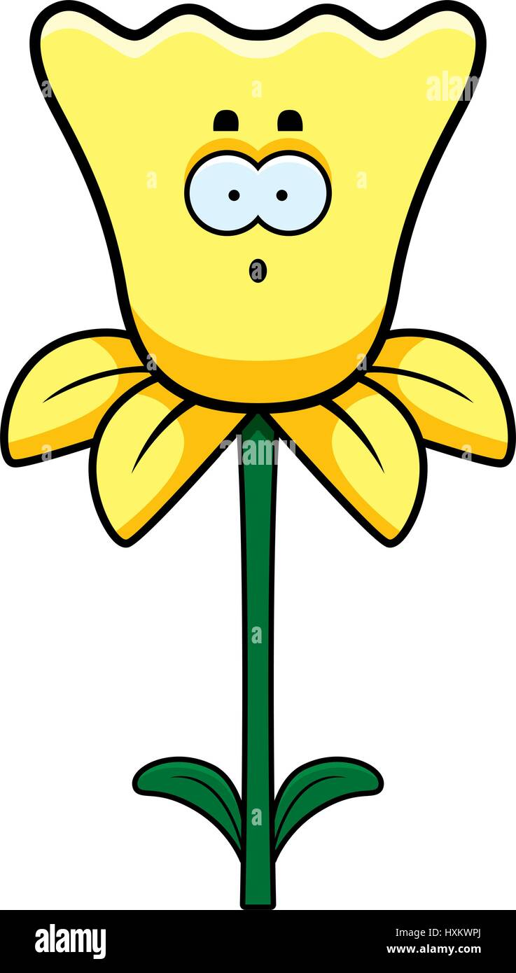 22+ Clip Art Daffodil Cartoon Pictures