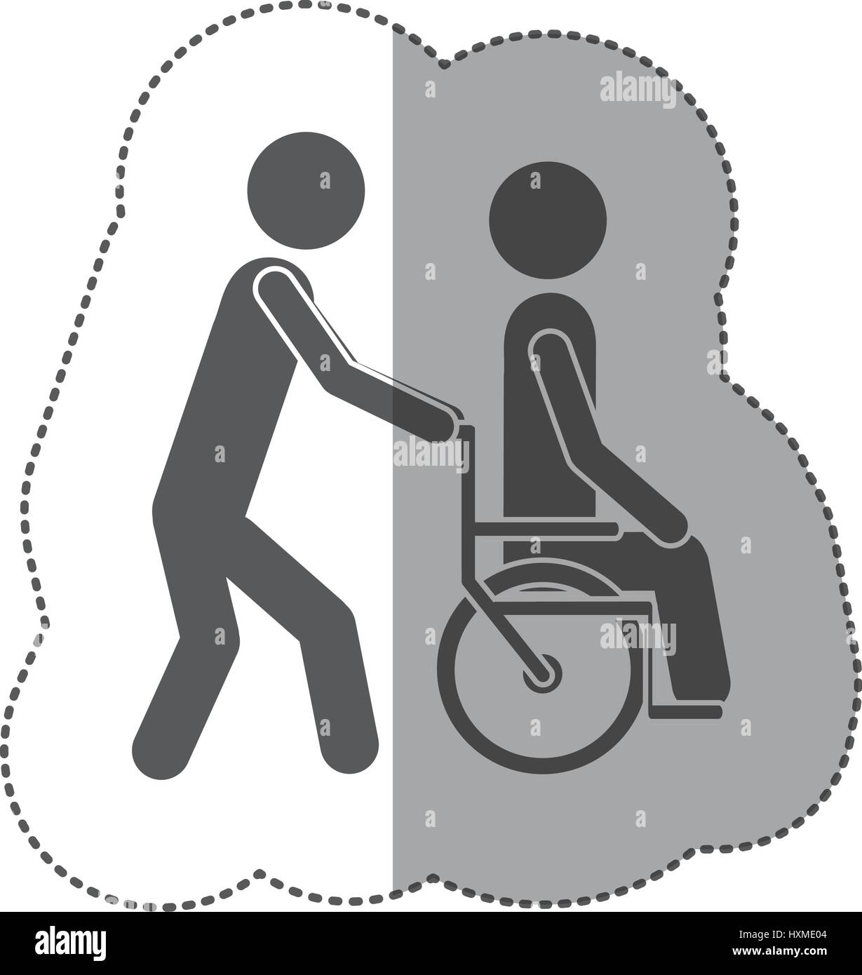 Disabled Sticker Stock Photos Amp Disabled Sticker Stock