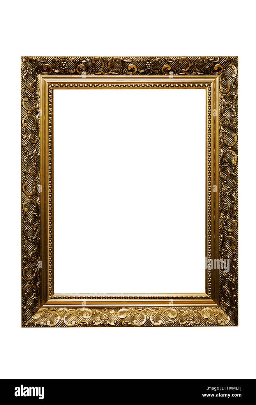 270528e3fef Baroque Picture Frame Stock Photos   Baroque Picture Frame Stock ...