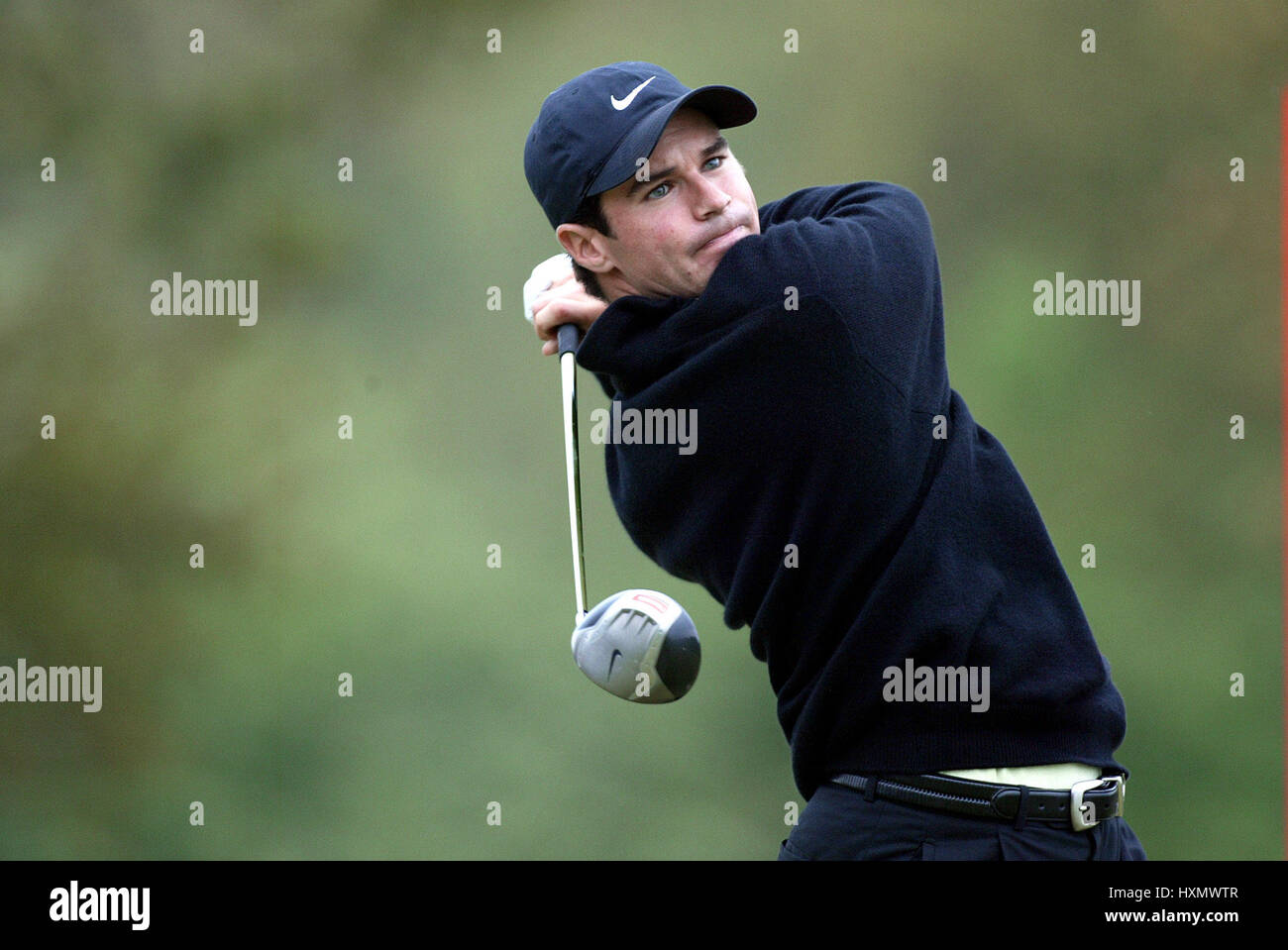 TREVOR IMMELMAN SOUTH AFRICA FOREST OF ARDEN 09 May 2004 - Stock Image
