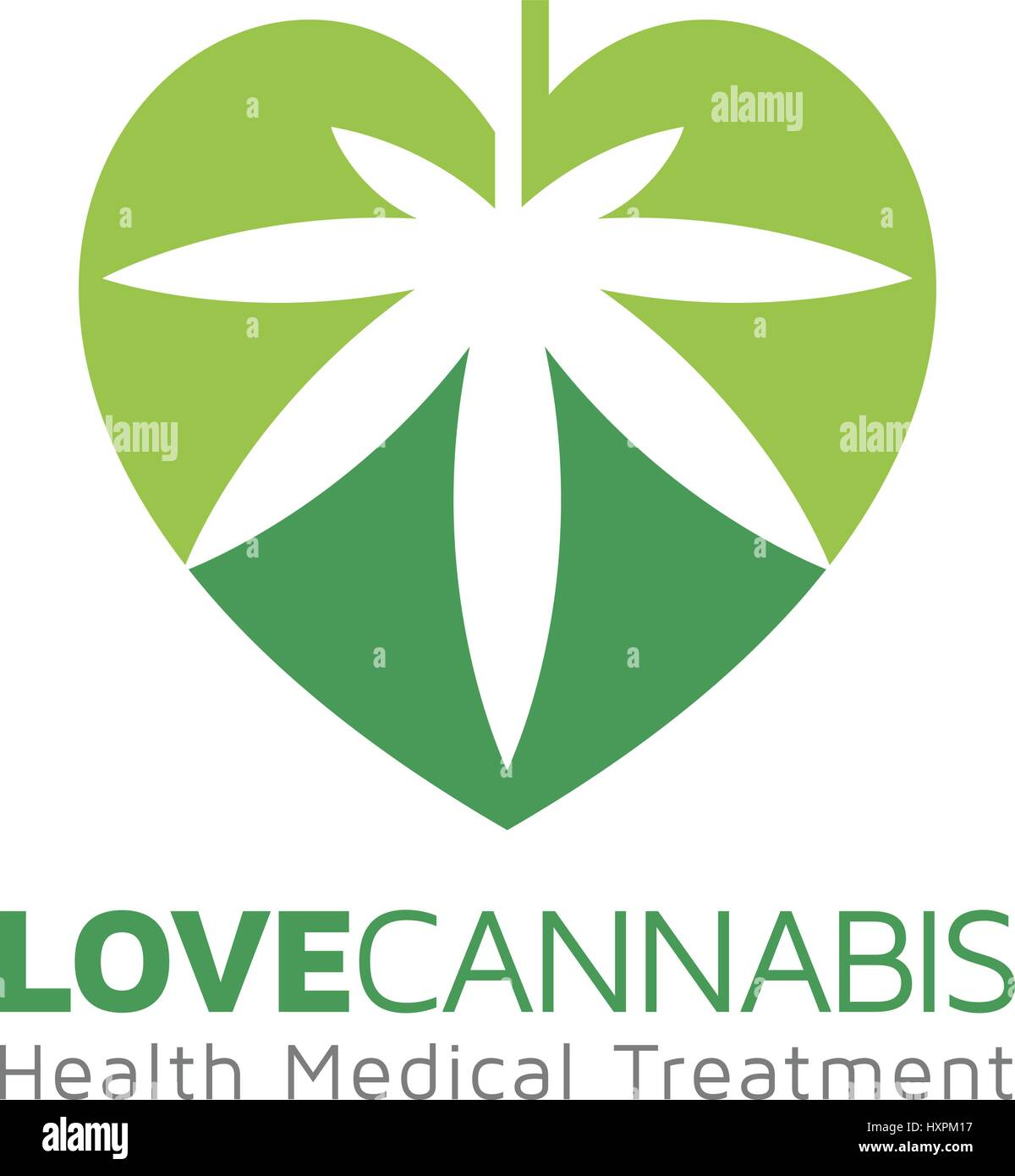 Cannabis Therapy, Medical and Health care - Stock Image