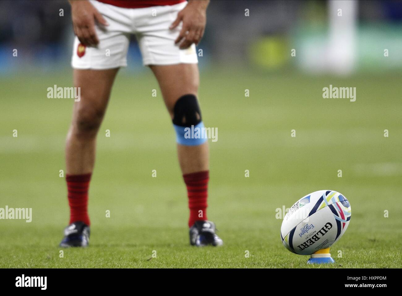 GILBERT RUGBY FOOTBALL RUGBY WORLD CUP 2015 RUGBY WORLD CUP 2015 TWICKENHAM LONDON ENGLAND 19 September 2015 - Stock Image