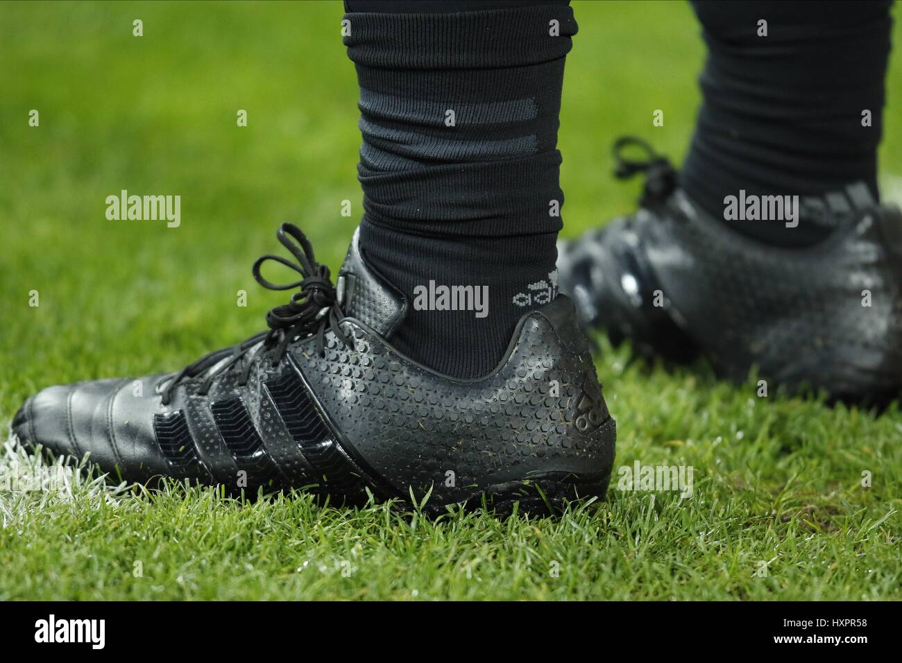 7f7f3f86e995 NEW ZEALAND ALL BLACK ADIDAS BOOTS NEW ZEALAND RU NEW ZEALAND RU ST JAMES  PARK NEWCASTLE UPON TYNE ENGLAND 09 October 2015