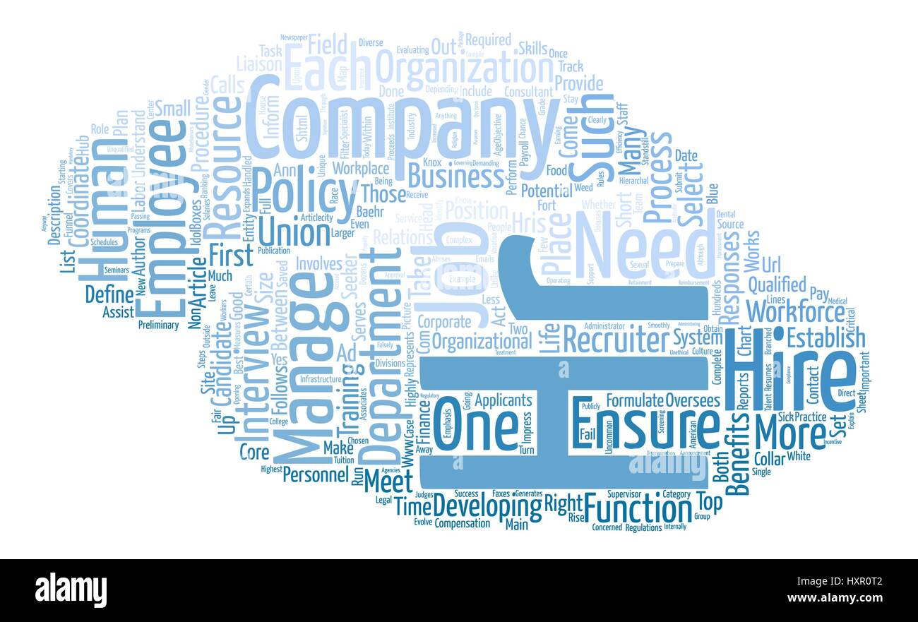 How hr works to get the job done text background word cloud concept how hr works to get the job done text background word cloud concept ccuart Image collections