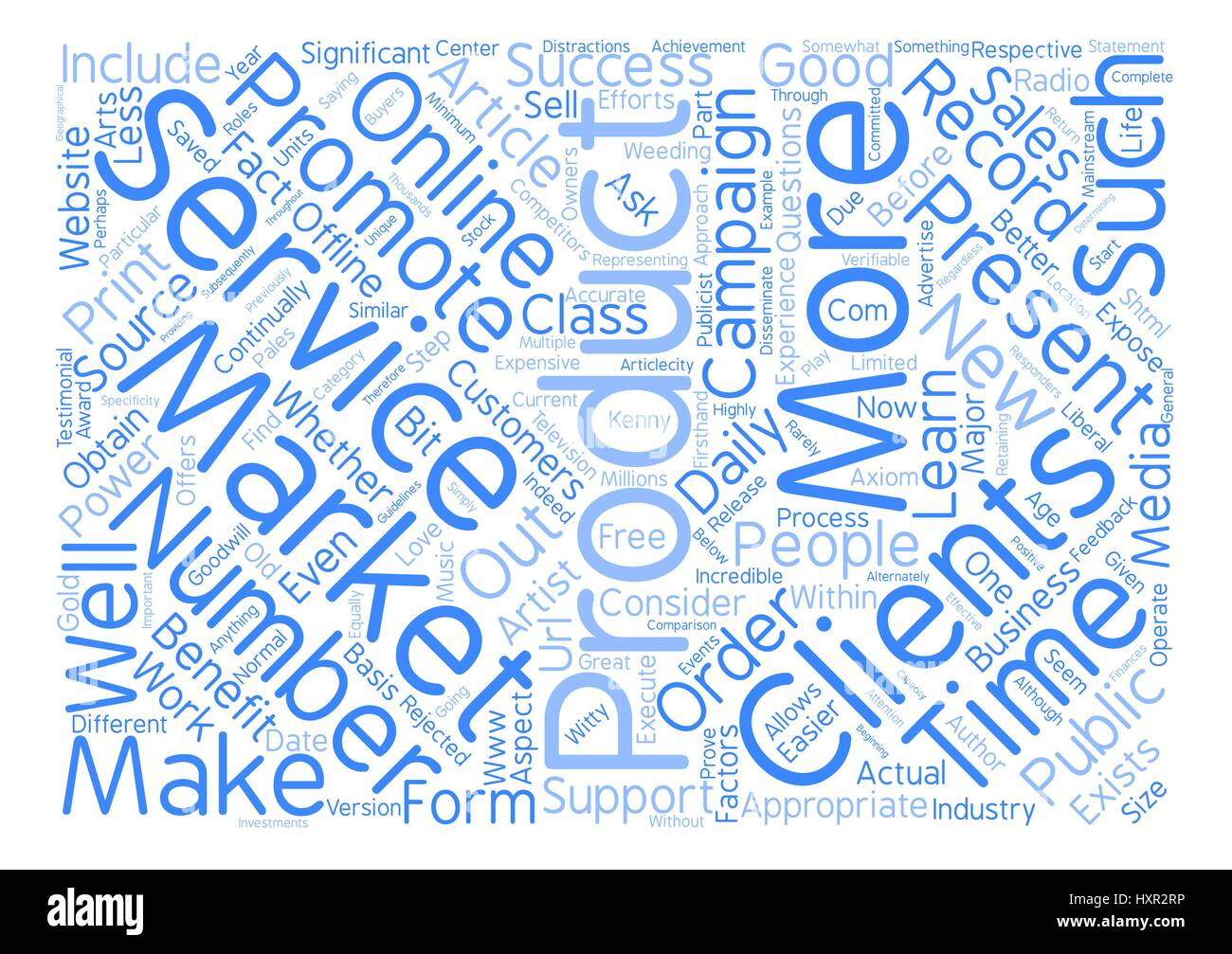 Incredible Power In Numbers text background word cloud concept - Stock Image
