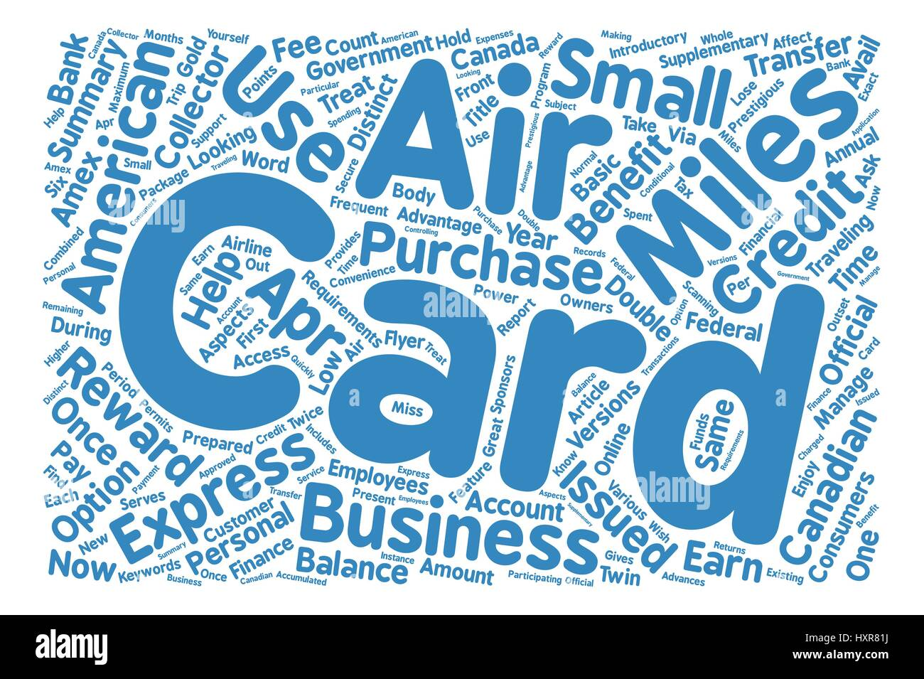 American express air miles credit card for business text background american express air miles credit card for business text background word cloud concept colourmoves