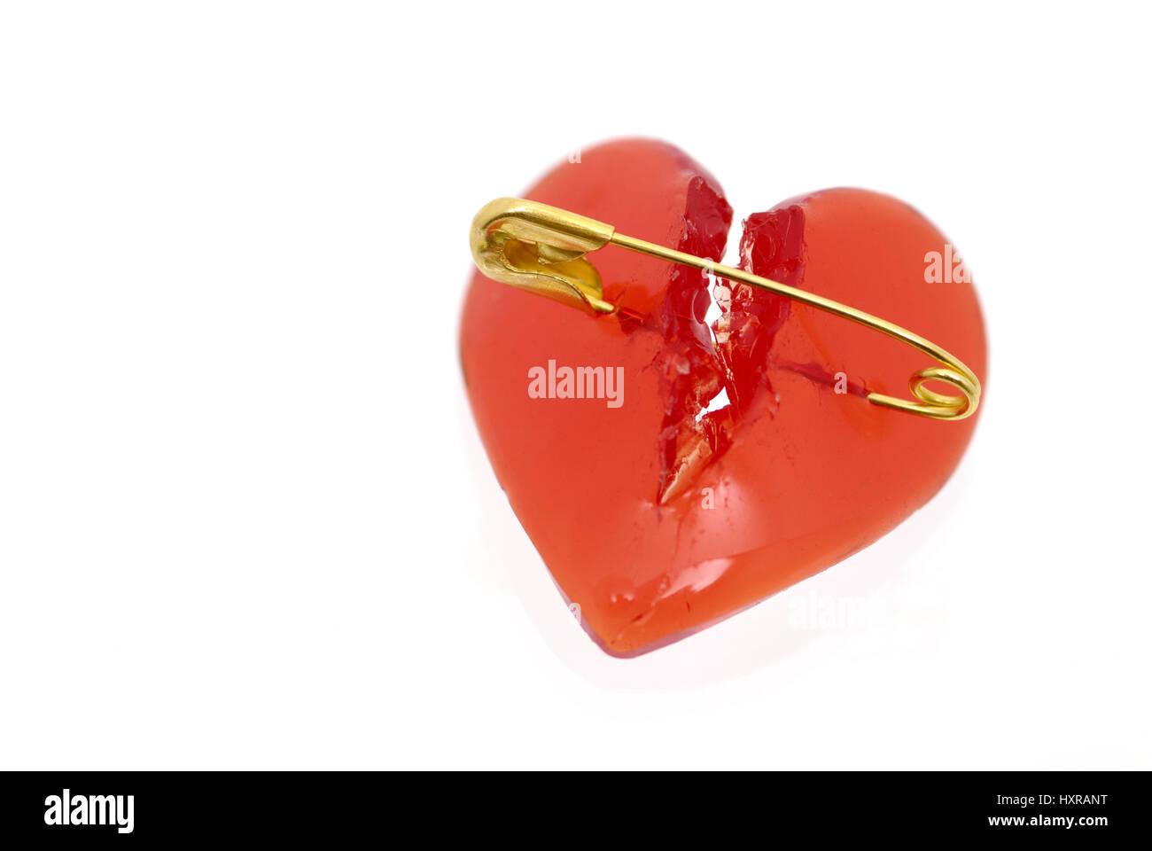 Heart Hearts Cut Cut Broken Broken Tattered Tears Up Red