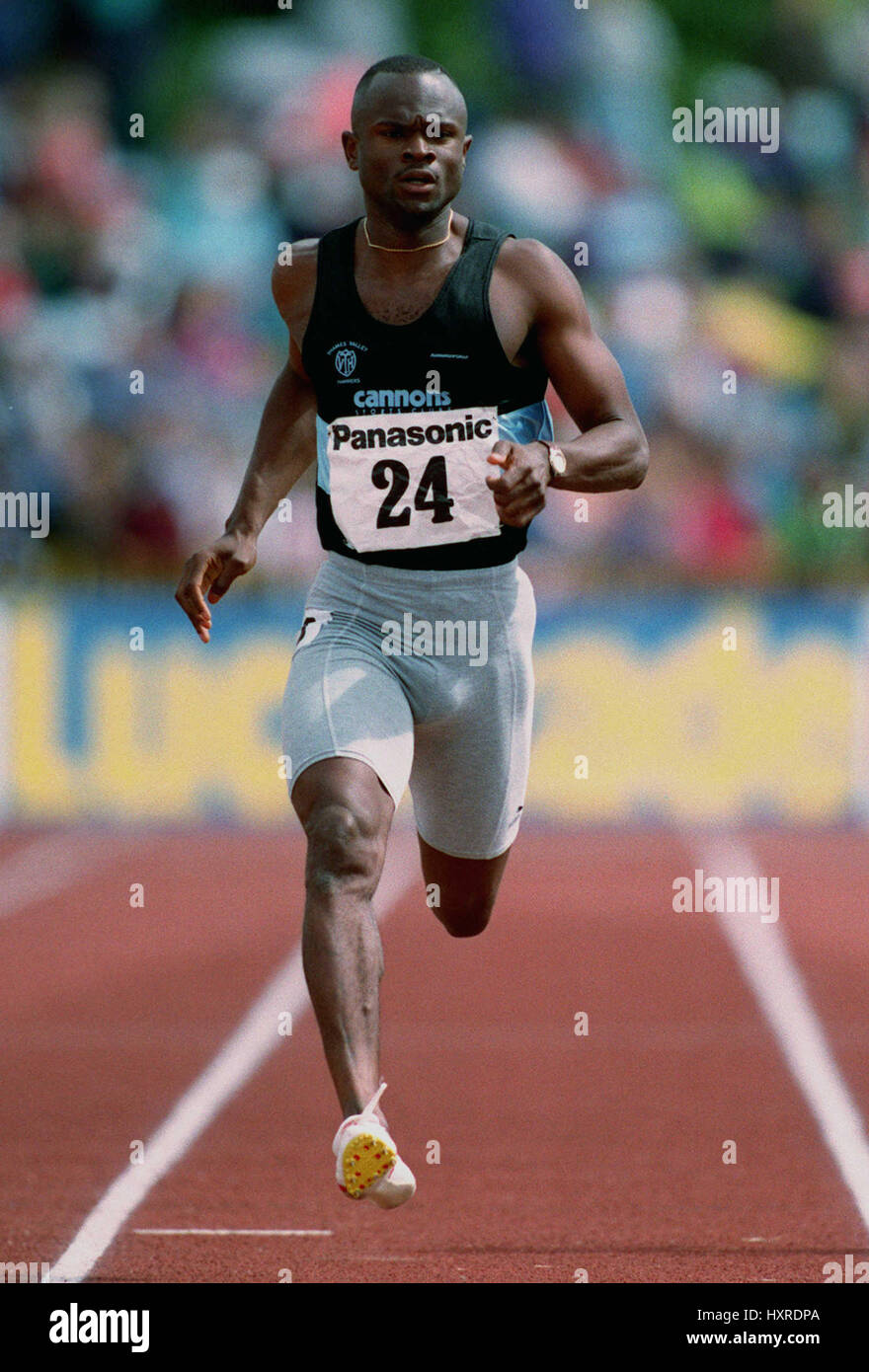 ADE MAFE 400 METRES 18 July 1993 - Stock Image