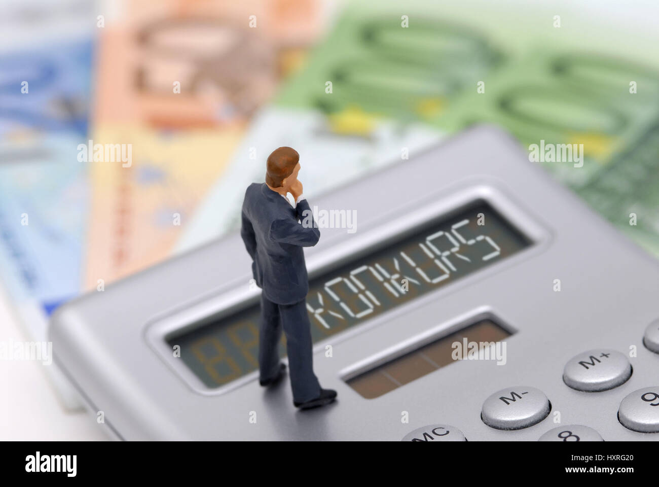 Insolvency, business closure, bankruptcy, bankruptcy, insolvency management, insolvency governor, bankruptcy, bankruptcies, - Stock Image