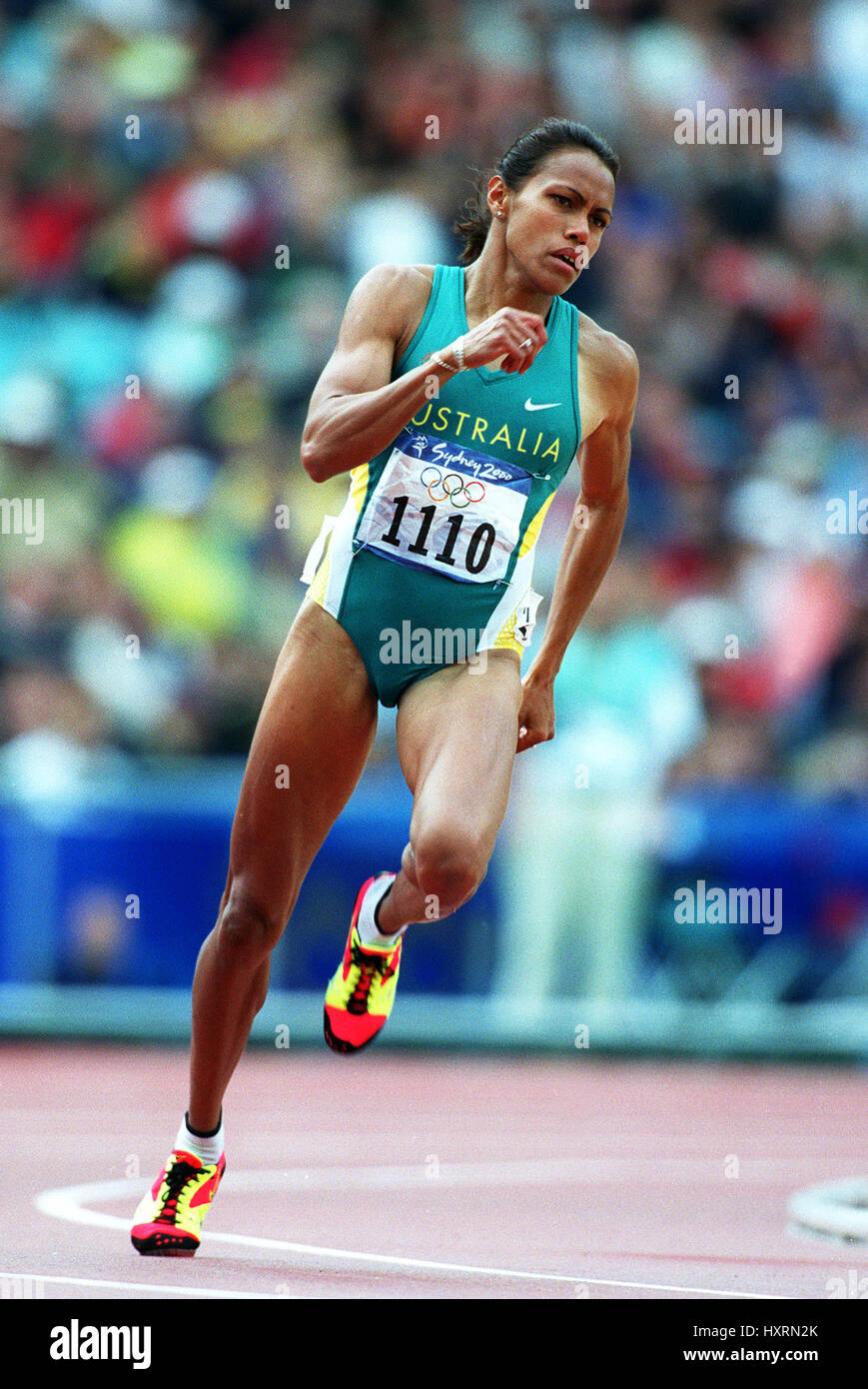 Watch Cathy Freeman 2 Olympic medals in running video
