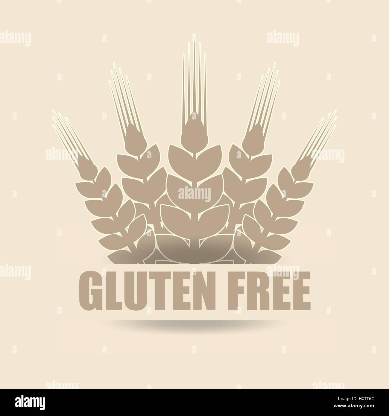 Gluten Free Bread Label Stock Photos & Gluten Free Bread