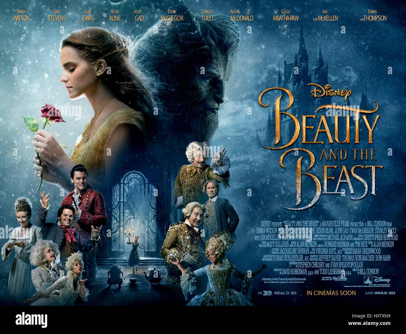 RELEASE DATE March 17 2017 TITLE Beauty And The Beast STUDIO Walt