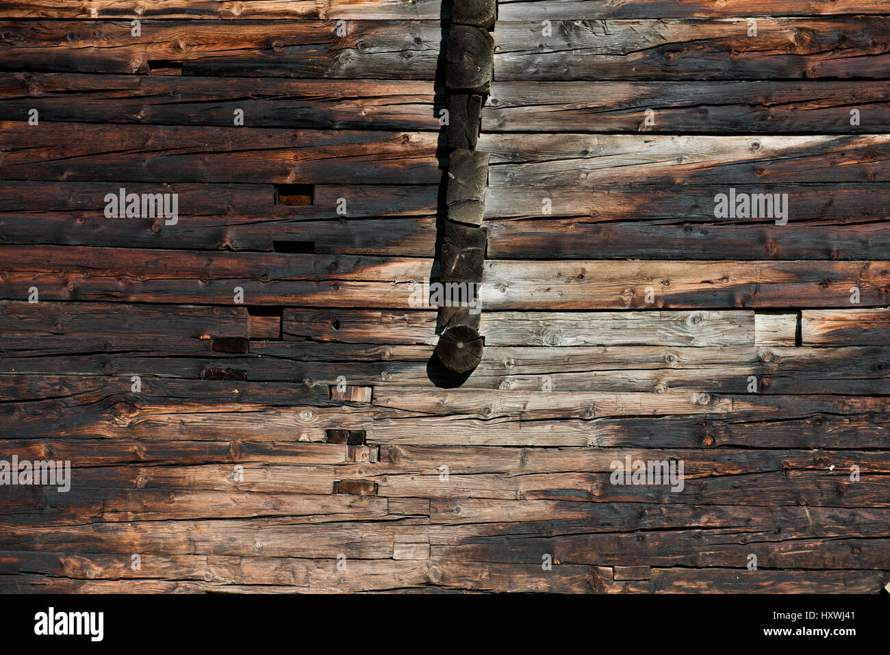 holz wand stock photos & holz wand stock images - alamy