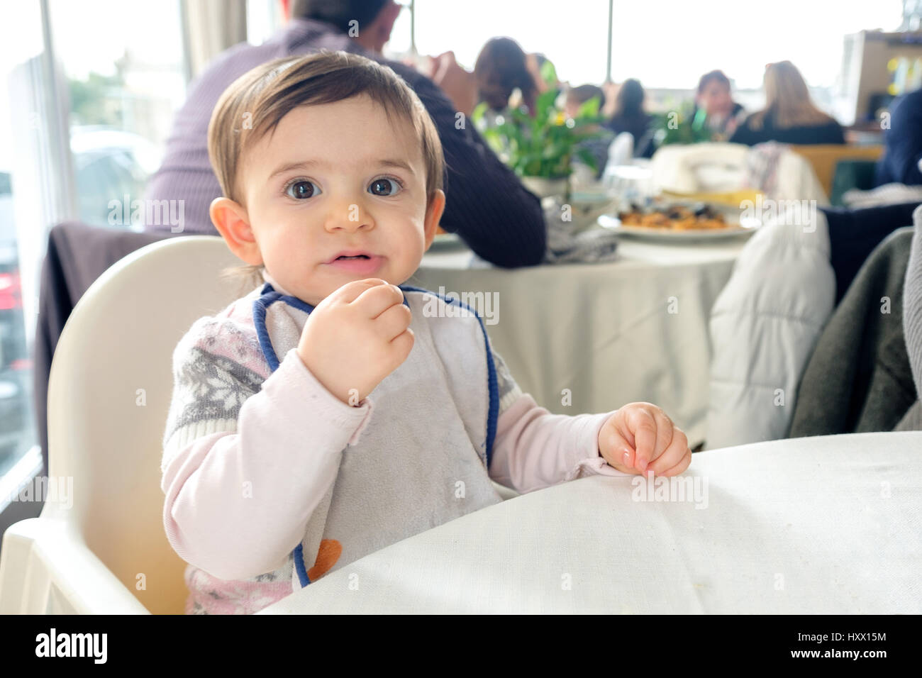 Fantastic Newborn Restaurant Baby Bib High Chair Table Eating Chew Ocoug Best Dining Table And Chair Ideas Images Ocougorg