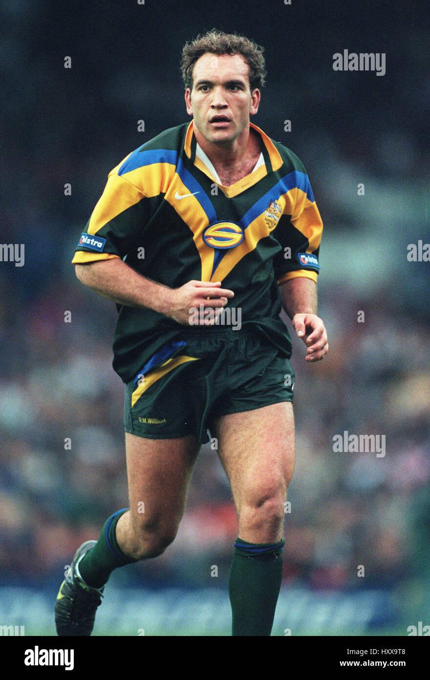 GORDEN TALLIS AUSTRALIA RL 17 November 1997 - Stock Image