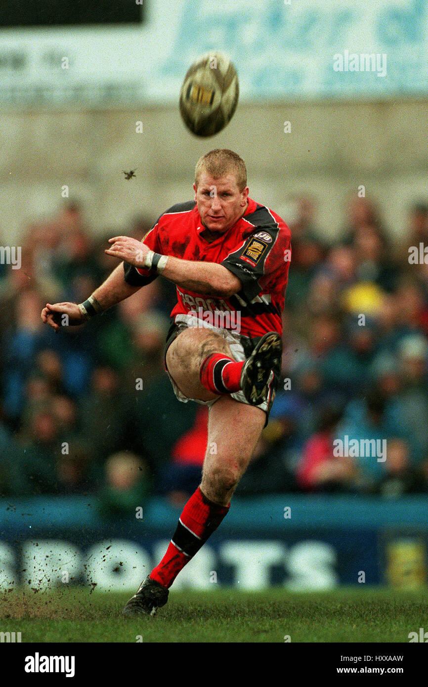 MARTIN CROMPTON SALFORD REDS RLFC 15 April 1998 - Stock Image