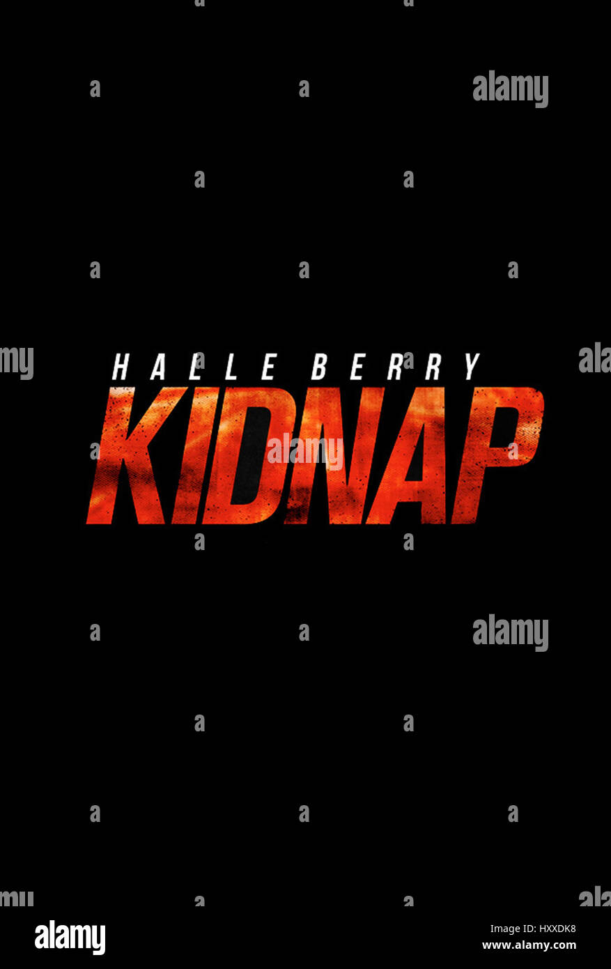 KIDNAP (2017)  LUIS PRIETO (DIR)  RELATIVITY STUDIOS/MOVIESTORE COLLECTION LTD - Stock Image