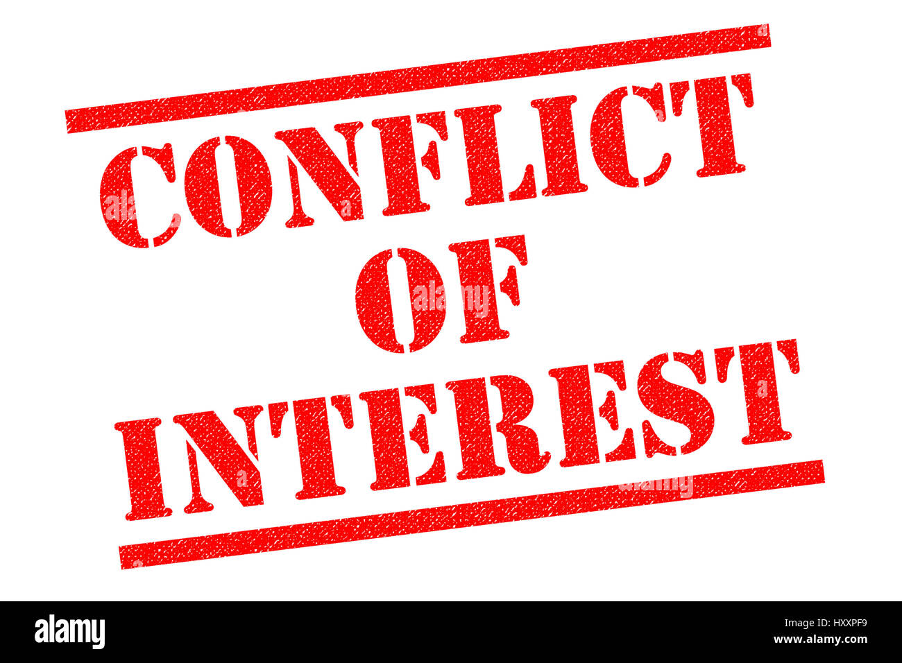 liv conflict of interest guidelines