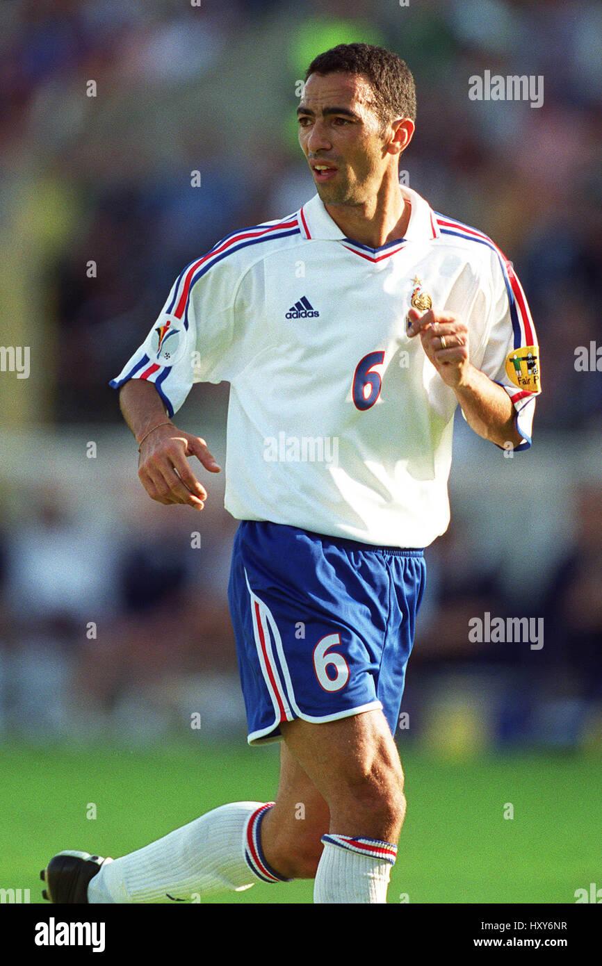 Yuri Djorkaeff: biography of the French football player 83