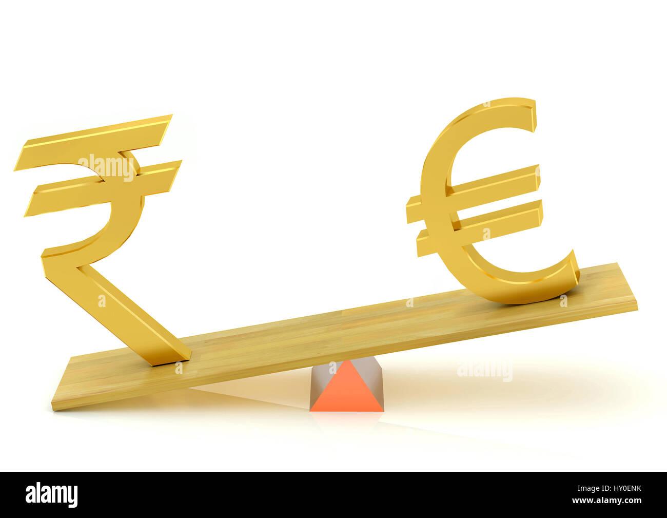 Indian Rupee India Currency Symbol Stock Photos Indian Rupee India