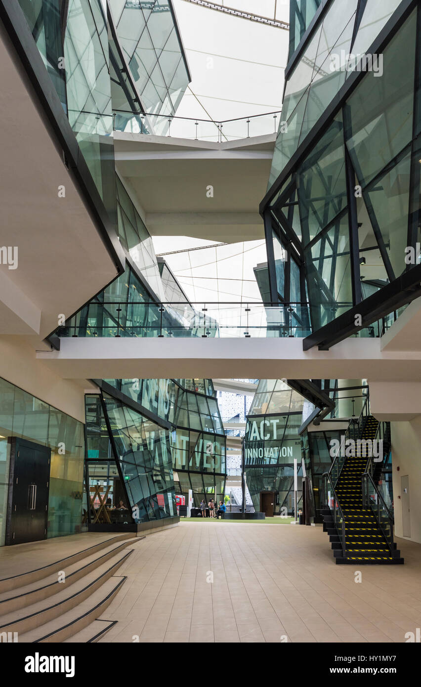 LASALLE College of the Arts, Singapore - Stock Image