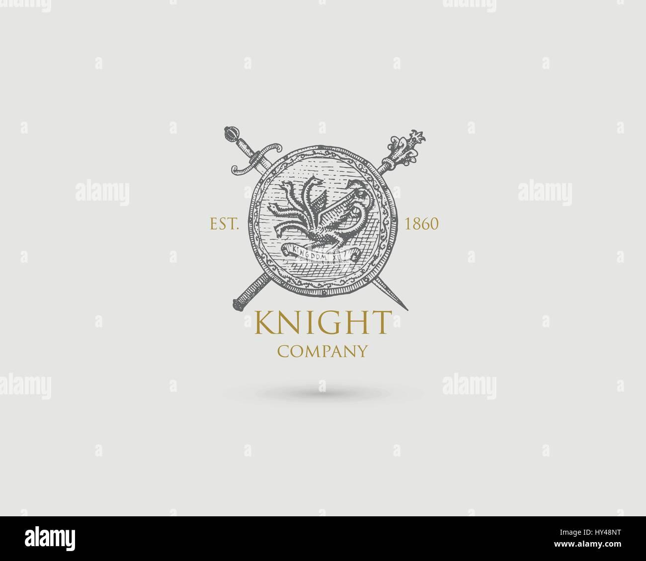 Medieval Shield Symbol Stock Photos Medieval Shield Symbol Stock