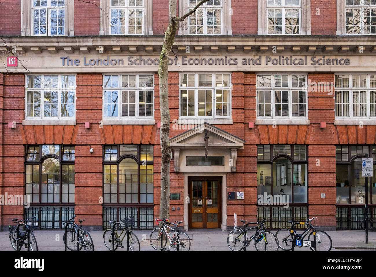 The London School of Economics & Political Science building